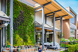 Intelligent Green Design with Green Wall Makes Local Industry Headlines In West Vancouver BC