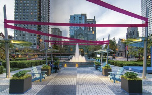 BCSLA – Project Urban Fabric with BC Land Summit 2014 with InterCoast Building Solutions Vancouver BC
