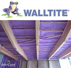 BASF Walltite spray foal polyurethane insulation from InterCoast Building Solutions BC AB