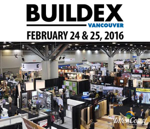 Buildex Vancouver 2016 Western Canada's largest trade show event - InterCoast Building Solutions BC & AB