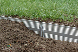 Division 32 Architectural Products - Curv-Rite Aluminum Landscape Edging for Green Buildings | Intercoast Building Solutions BC & AB