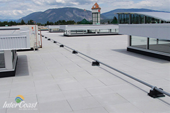Concrete Faced Insulated Roof Panels by Tech-Crete for Vancouver BC & AB | InterCosat Building Solutions